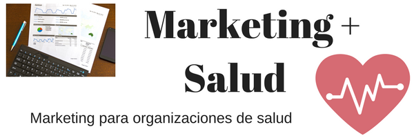 Marketing + Salud